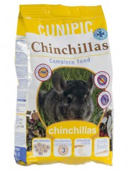 Cunipic (Кунипик) Chinchilla - Корм для Шиншилл