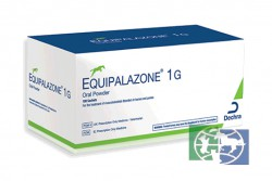 Эквипалазон (Equipalazone Oral Powder) 1 гр, 1 пак.